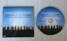 RARE CD ALBUM PROMO CHANT GREGORIEN 13 TITRES ENSEMBLE EN CHEMIN