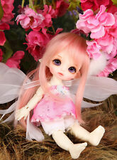 Excellent Value 1/8 Doll Tyltyl ElF (2 additional hand parts) Free eyes + FaceUp