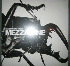 "NEU + OVP 12"" Limited Edition Vinyl LP Mezzanine - Massive Attack"
