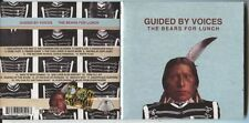 CD GUIDED BY VOICES THE BEARS FOR LUNCH 2012 FIRE RECORDS DIGIPACK