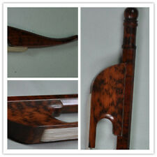 Handmade 4/4 snakewood Baroque Violin Bow Round 07