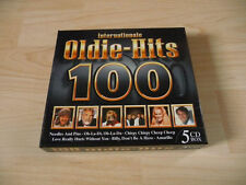 5 CD Box Oldie-Hits: Limahl Lynn Anderson Kincade A La carte Billy Ocean Bucks F