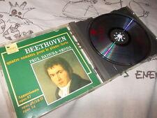 """BEETHOVEN: Piano Sonatas n°23 """"Apassionata"""" 19 20 22   Badura-Skoda / Astrée CD"""