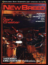 The New Breed Revised Edition With CD Drums Music