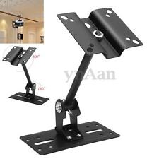 15kg Speaker Ceiling / Wall Mount Brackets Holder for Home Office Theater Cinema