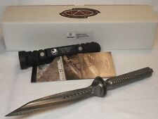 MICROTECH USA TITANIUM 105-7 TI JAGDKOMMANDO MILITARY COMBAT FIGHTING KNIFE