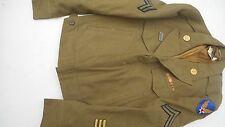 WW2 B-14 Flying Jacket Enlisted Mens Flight Jacket Size 40L MFG WBC Clothing CO.