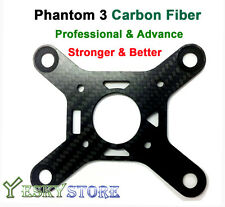 DJI Phantom 3 Professional Adv Camera Vibration Absorbing Board Carbon Fiber USA