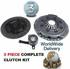 FOR NISSAN PRIMASTAR 80 100 1.9DT 2003-  3 PIECE CLUTCH & HYDRAULIC BEARING KIT