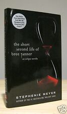 STEPHENIE MEYER THE SHORT SECOND LIFE OF BREE TANNER SIGNED 1/1