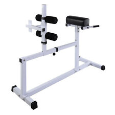 Goplus Fitness Hyper Extension Hyperextension Bench Chair Workout Core Abdo