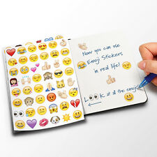 Emoji Sticker Pack 912 Die Cut Stickers for iPhone Instagram & Twitter Viny Neu