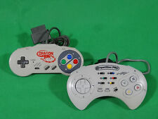 SNES Super Nintendo Dragon Controller Competition Pro Turbo