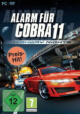 Allarme per Cobra 11: Highway NIGHTS (PC, 2012, DVD-BOX)