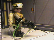 PLAYMOBIL CUSTOM STAR WARS SOLDADO REBELDE 02(ROGUE ONE) REF-0051 BIS
