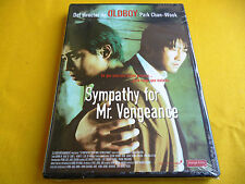SYMPATHY FOR MR. VENGEANCE - Park Chan-wook - Precintada