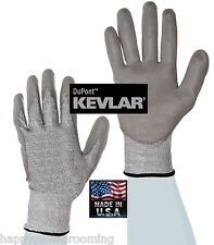 XL PET KEVLAR KNIT/NITRILE RUBBER ANIMAL HANDLING GLOVES GROOMING Dog,Cat,Bird