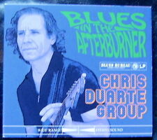 CHRIS DUARTE GROUP Blues In The Afterburner CD Digipack (2011)