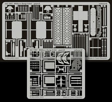 EDUARD 1/35 PHOTO-ETCHED DETAIL SET for TAMIYA BRITISH SAS WILLYS JEEP 35033