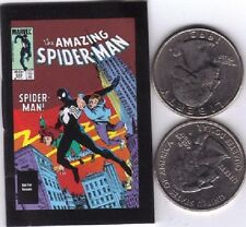THE AMAZING SPIDER MAN #252 MINI COMIC PROMO VARIANT VERY RARE PROMO GIVEAWAY