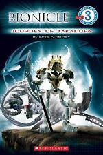 Journey of Takanuva (Bionicla Growing Reader, Level 3) by Scholastic, Good Book