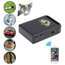 FREE Shipping Mini SPY GSM GPRS GPS Tracker Car Vehicle Tracking Locator TK102B