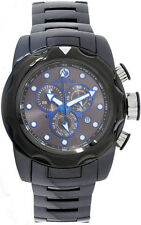New Mens Invicta 16264 Mobula Chronograph Blue Ceramic Bracelet Watch