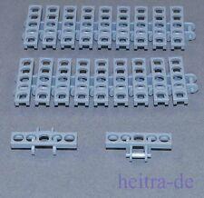 LEGO Technik - 20 Kettenglieder breit hellgrau / Link Tread / 3873 NEUWARE