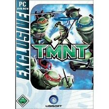 TMNT / TEENAGE MUTANT NINJA TURTLES - NEU & SOFORT