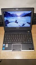 "Toshiba nb100 NOTEBOOK NETBOOK 8.9"" 120gb 1gb WEBCAM Intel Atom Windows 7 Office"