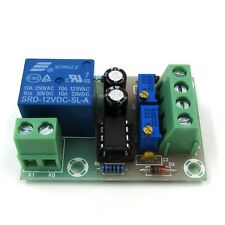 Smart Battery Charger Power Relay Control Board DC12V Automatic Control Board  U