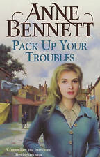Pack Up Your Troubles, Bennett, Anne Paperback Book