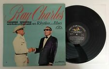Ray Charles - Country Meets R&B - 1965 1st Press Mono LP ABC-520 (NM-)