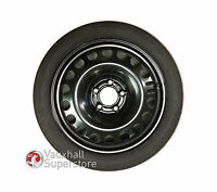 VAUXHALL INSIGNIA SPACE SAVER WHEEL WITH CONTINENTAL TYRE GENUINE NEW 2009-