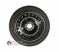 VAUXHALL ASTRA J GTC SPACE SAVER WHEEL & CONTINENTAL TYRE GENUINE NEW 2011-
