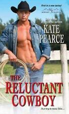The Reluctant Cowboy (Morgan Ranch) by Kate, Pearce, Good Book