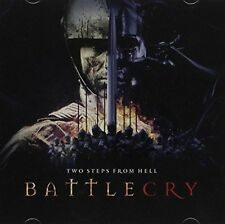 Battlecry - Two Steps From Hell (2015, CD NIEUW)