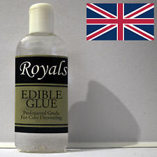 Royals 100ml Edible Glue For Icing Sugarcraft Cake Decorating Baking Food Models