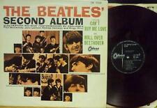 The Beatles(Vinyl LP)Second Album-Odeon-OR 7058-Japan-1964-VG+/VG+