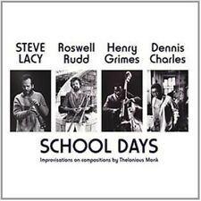 Steve Lacy - School Days [New CD] Spain - Import