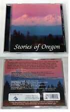 Stories Of Oregon CD ~ Poems, Essays and Short Stories