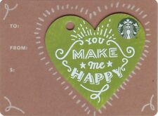 newest Valentine´s day STARBUCKS card from Germany | 2016 - Ausgabe 2017 | 1