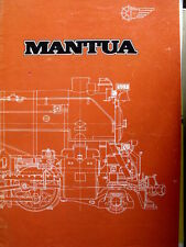 Catalogo MANTUA MODEL Italy anni 60-70 - Introvabile - Tr.17