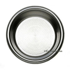 Rancilio 14g  Double Portafilter Basket - OEM Part - Fits all Rancilio & Silvia