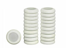 NEW 20 WHITE Ammo Disc Refill Darts Discs for Nerf Vortex Gun Praxis Proton