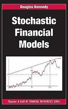Stochastic Financial Models (Chapman and Hall/CRC Financial Mathematic-ExLibrary