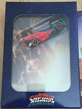 MATTEL SECRET WARS SDCC 2015 CAPTAIN AMERICA AVENGERS MARVEL Hotwheel EXCLUSIVE