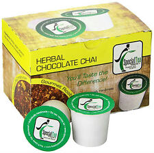 Herbal Chocolate Chai Single Serve Pod (compatible with Keurig brewer) 10 Cups