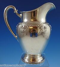 NORMANDIE BY WALLACE STERLING SILVER WATER PITCHER #4320-9 (#1099)