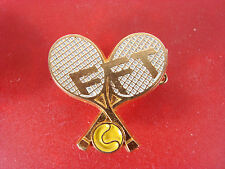 pins pin broche tennis fft